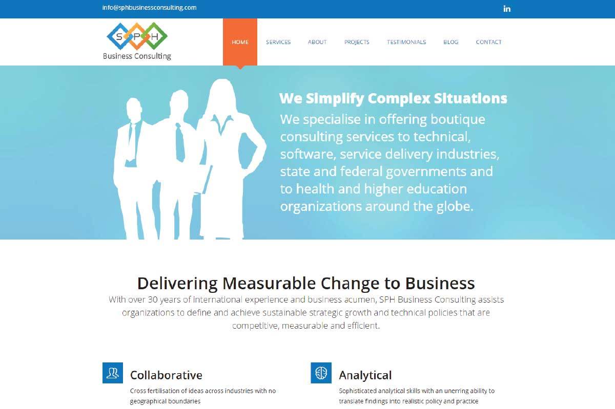 SPH Business Consultants