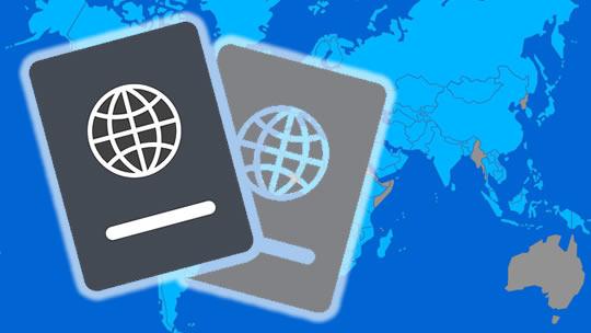 Travel passes